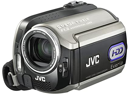 amazon com jvc everio gzmg255 2mp 30gb hard disk drive camcorder rh amazon com JVC Everio Hard Disk Camcorder JVC Everio Gz MG130