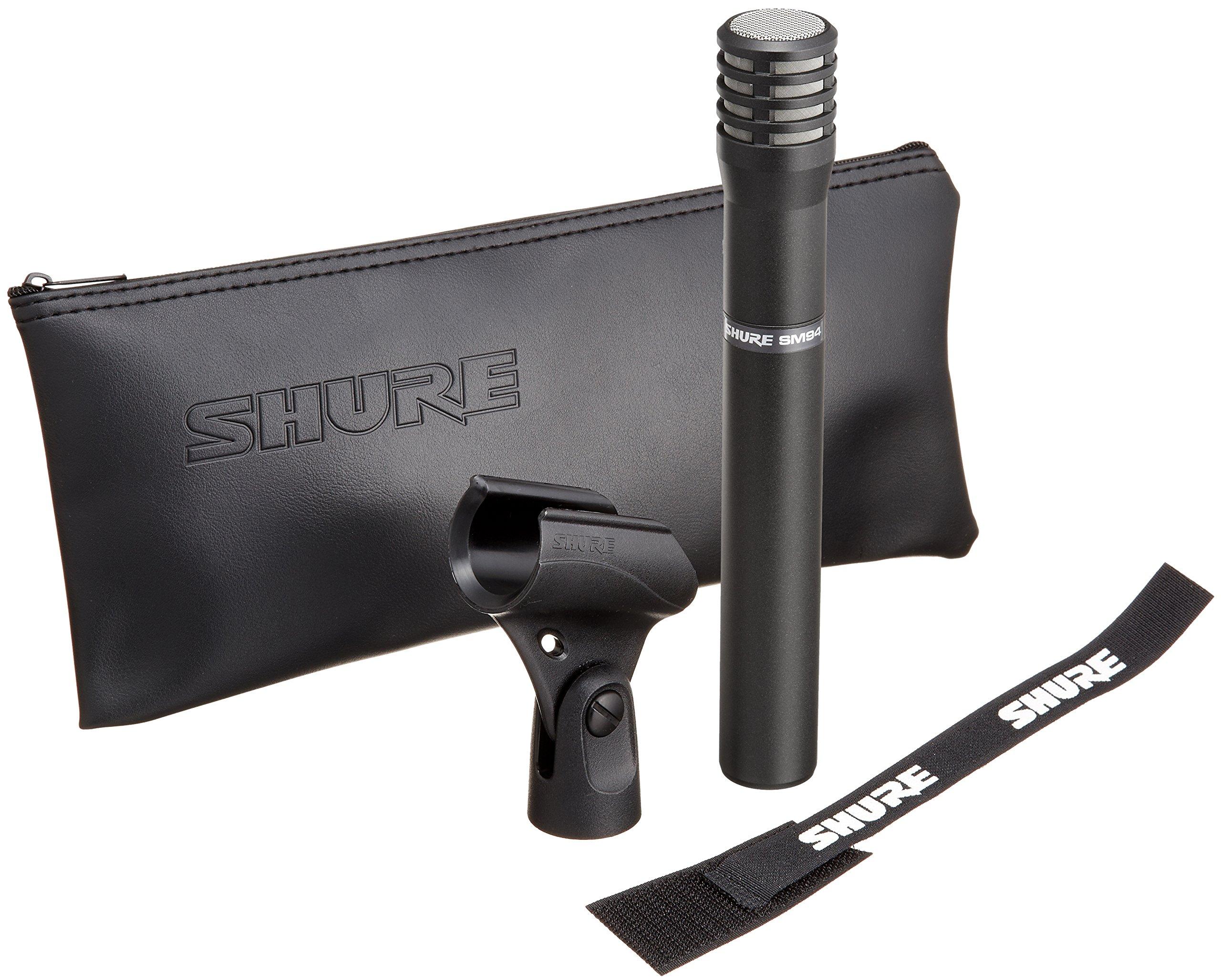 Microfono Shure SM94 Instrument ...
