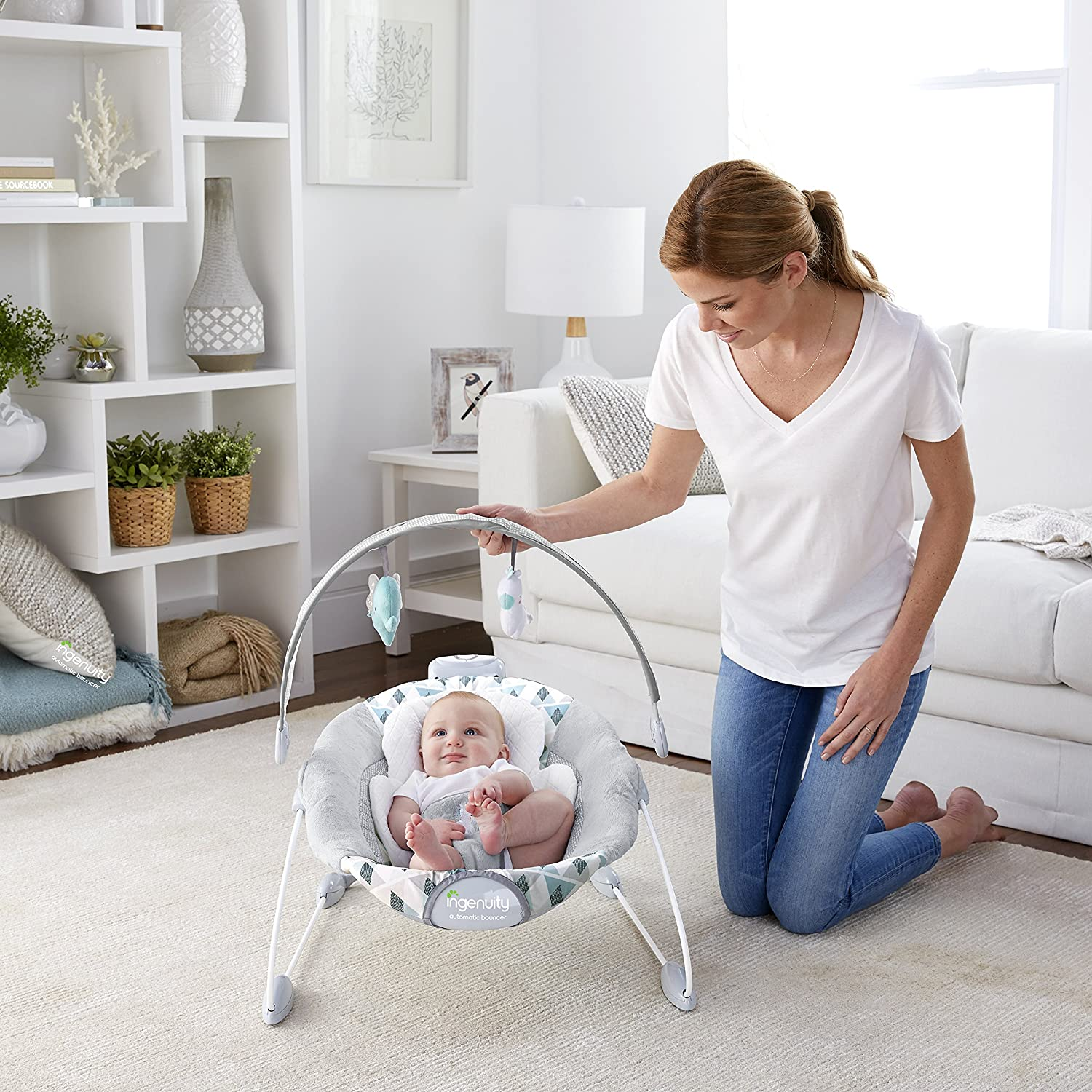 Chadwick Ingenuity SmartBounce Automatic Bouncer