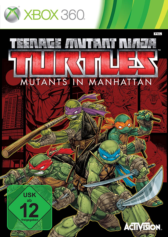 Amazon.com: Teenage Mutant Ninja Turtles: Mutanten in ...