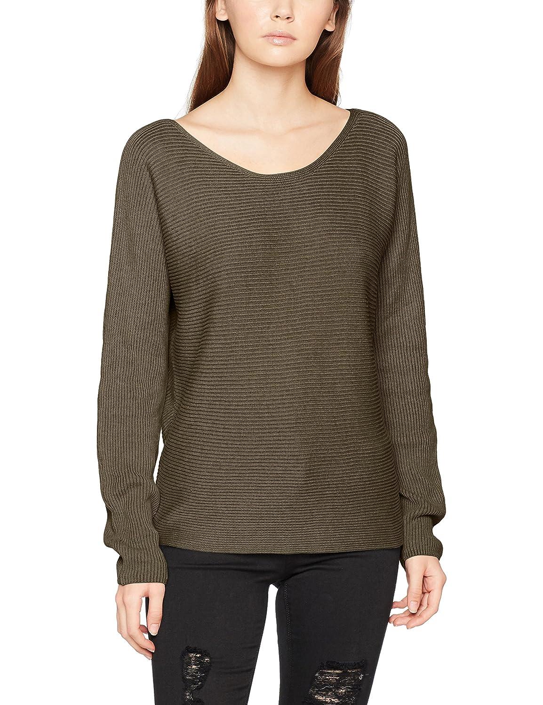 Mavi Damen Pullover Long Sleeve Sweater