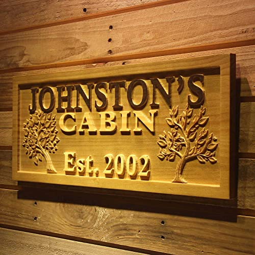 personalized engraved wood signs amazon com