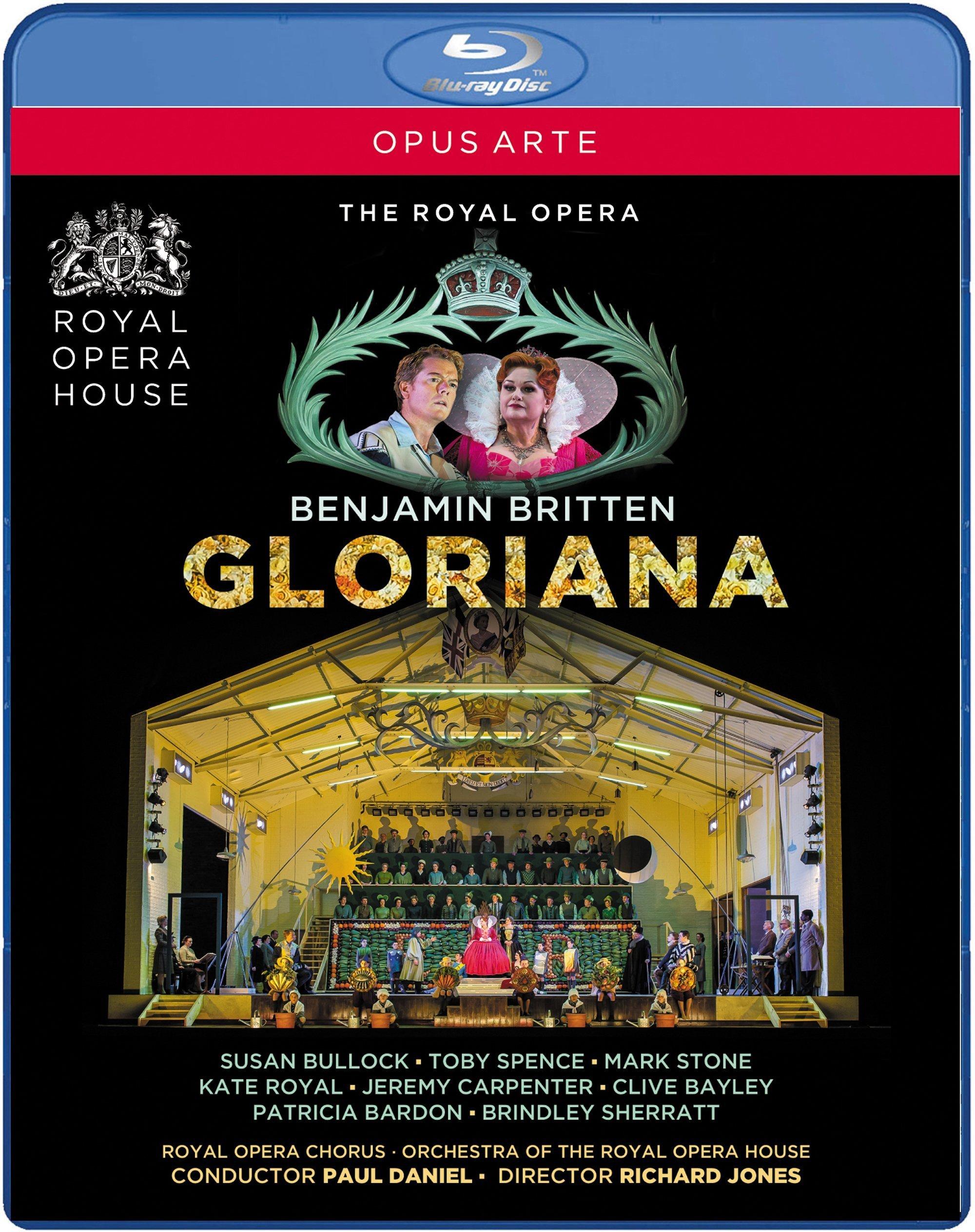 Paul Daniel - Gloriana (Blu-ray)