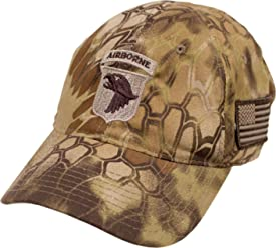 aec9a6a5b45 Military Shirts U.S. Army 101st Airborne Division Kryptek Camo Cap
