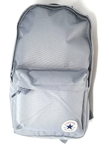 6dad6d2f1be3 Converse Chuck Taylor All Star Core Patch Lightweight Backpack-Grey   Amazon.in  Shoes   Handbags