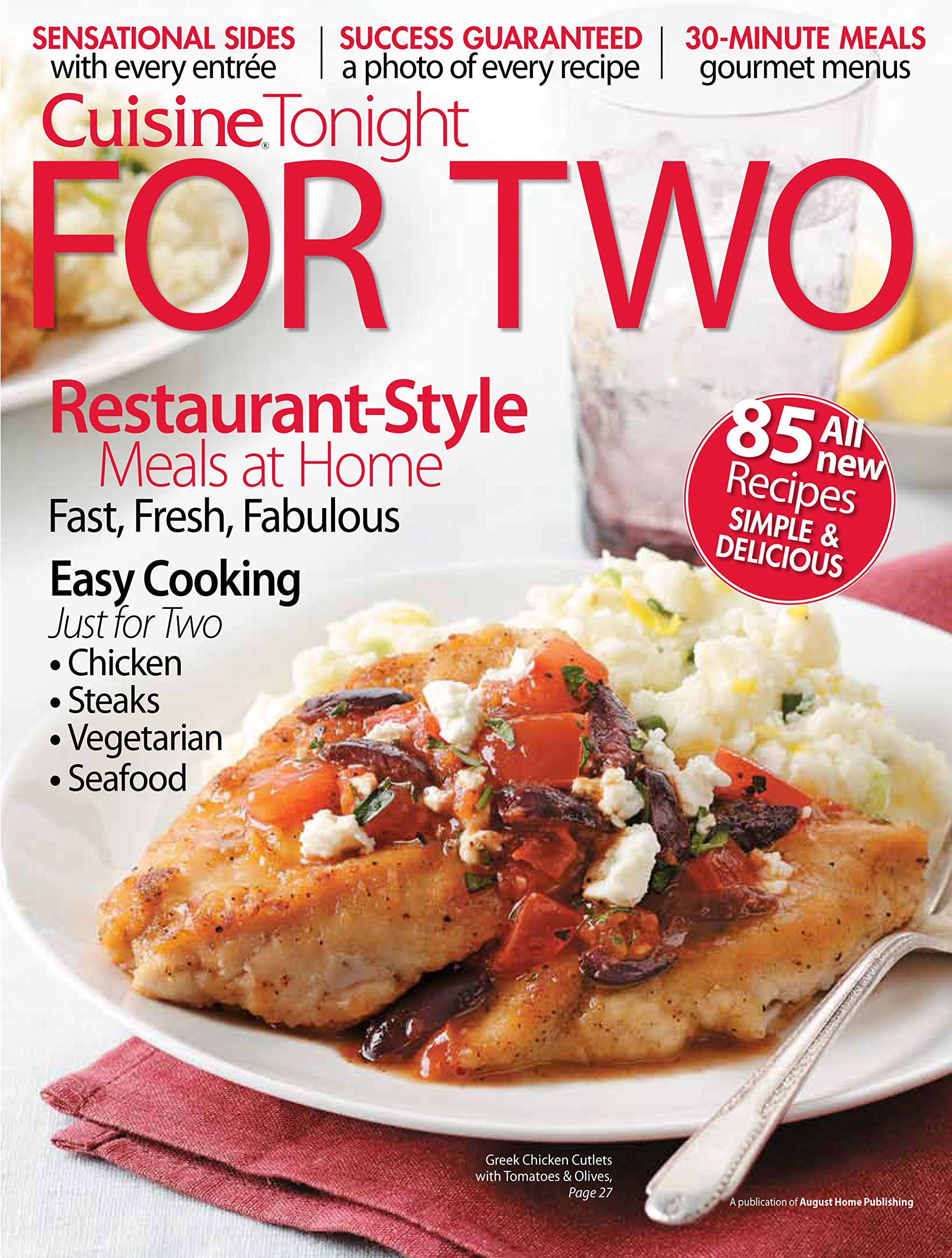 Get Dinner Tonight magazine on your tablet forecast