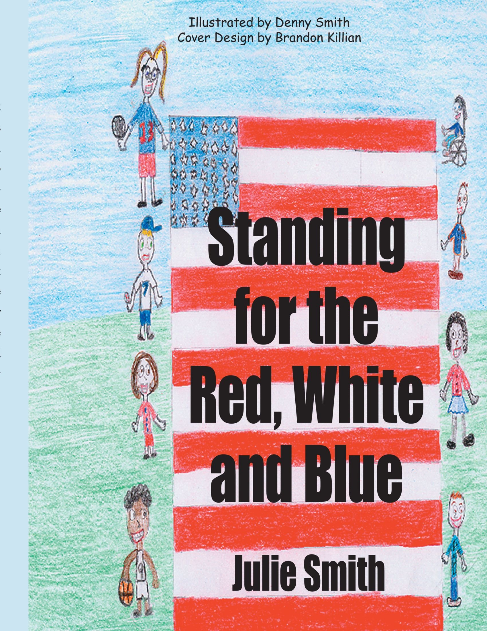 Standing for the Red, White and Blue pdf epub
