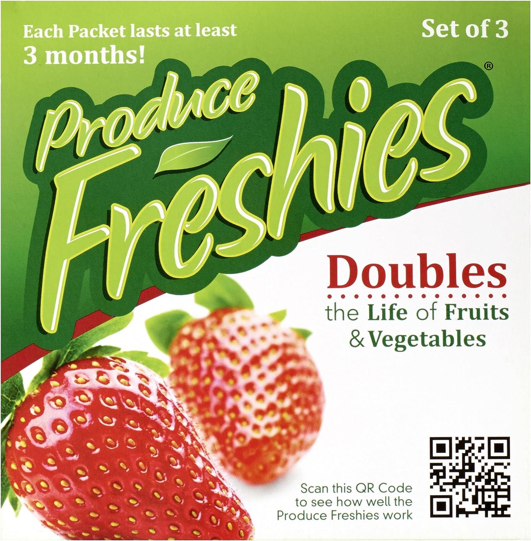 Produce Freshies Saver Packets (Set of 3)