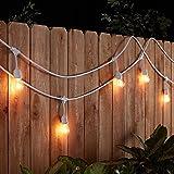 AmazonBasics PL200-48-WHT Patio String Light, 48