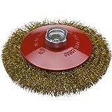Silverline 763625 Crimp Bevel Brush, 115 mm