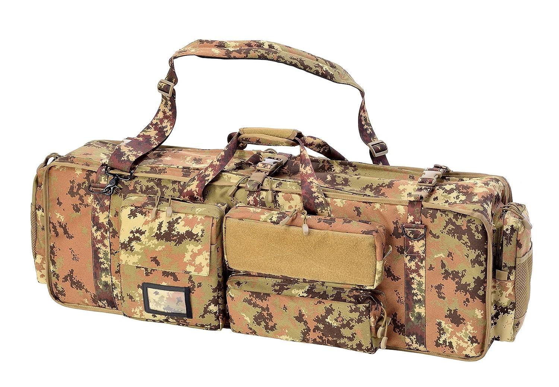 5 DEFCON Bolsa para Armas Minimi Case Italian Camo DEFCON 5 D5-15M249-VI
