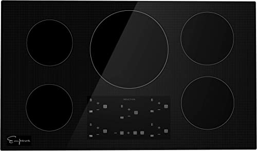 """Empava 36"""" Electric Induction Cooktop"""