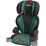 buy graco highback turbobooster car seat go green online at low prices in india. Black Bedroom Furniture Sets. Home Design Ideas