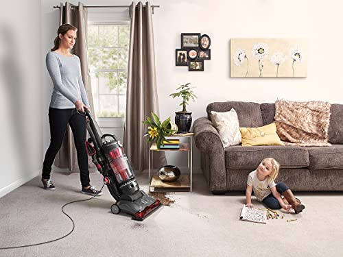 hoover windtunnel 3 high performance pet bagless vacuum reviews