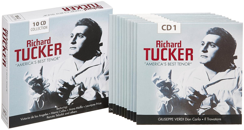 Americas Best Tenor-Verdi Puccini Bizet etc.: Richard Tucker: Amazon.es: Música