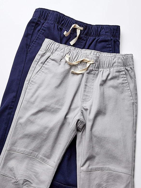 Spotted Zebra Boys Pull-On Shorts