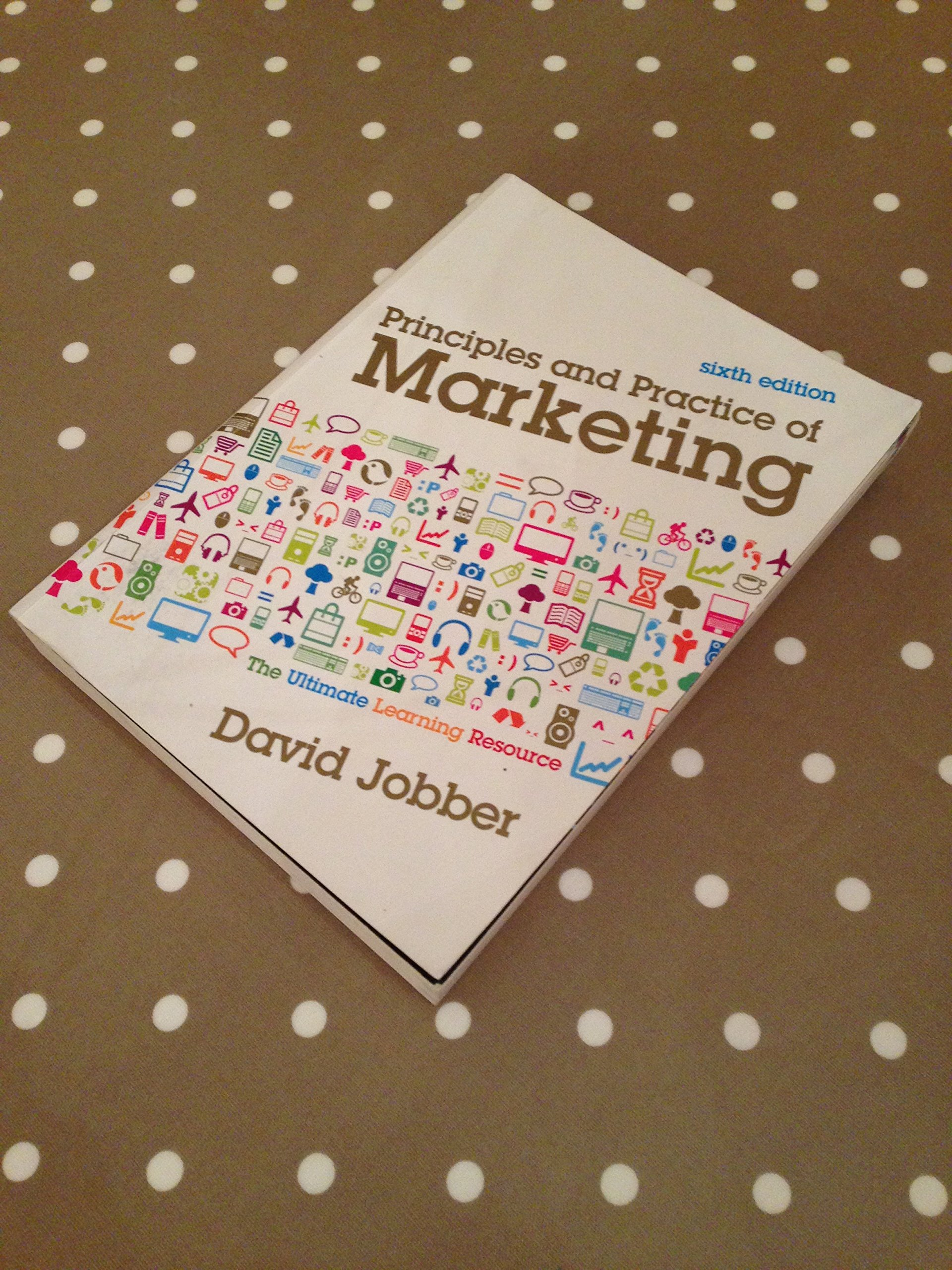 Principles And Practice Of Marketing Pdf