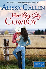 Her Big Sky Cowboy (Wildflower Ranch Book 3) Kindle Edition