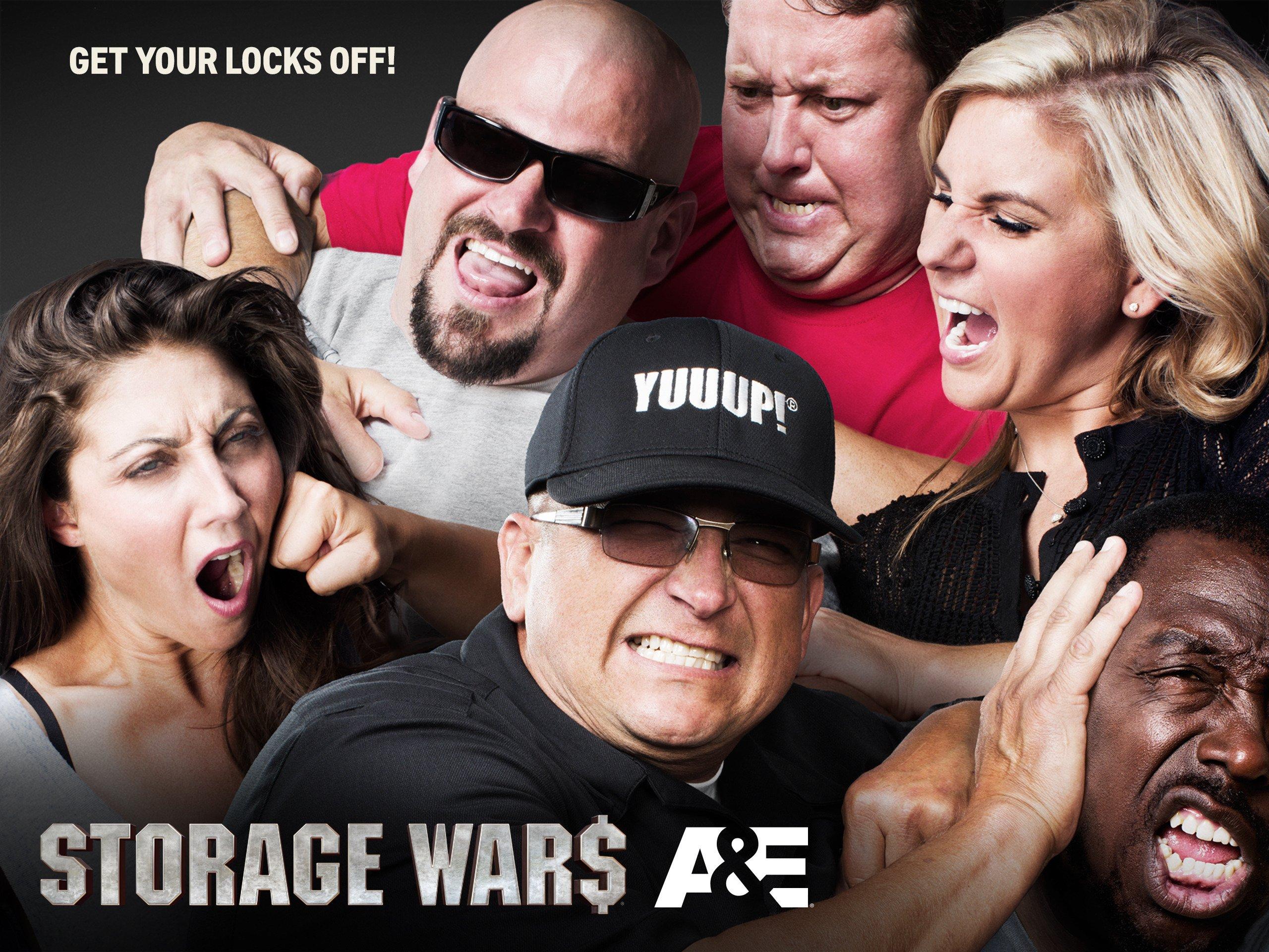 Amazon com: Storage Wars Season 9: Amazon Digital Services LLC