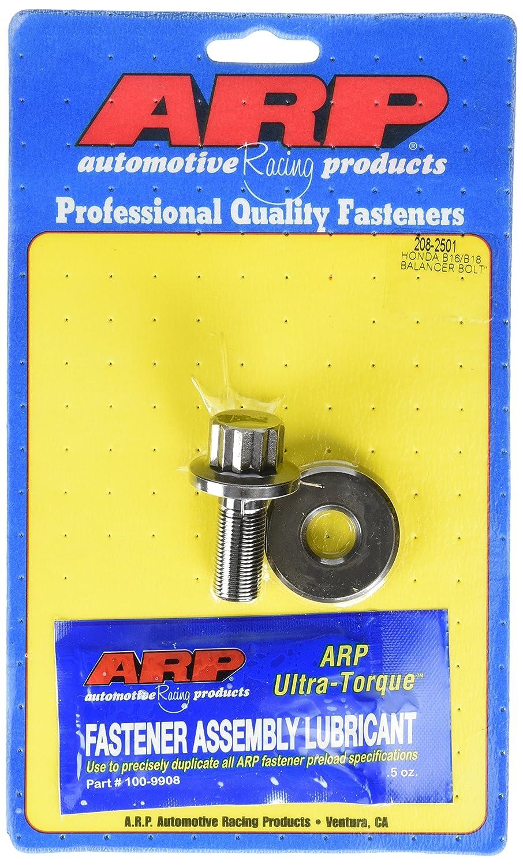 Arp 208 2501 Balancer Bolt Kit For Honda B16 B18 Automotive 1992 Prelude Belt