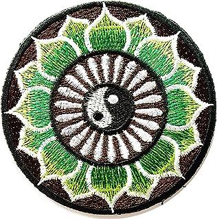 Amazon.com: Aum OM Yoga hindú infinity parche símbolo ...