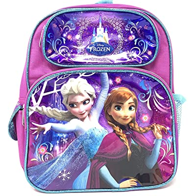Disney Frozen Mini Toddler 12 Inches Backpack- Small 3-6yrs | Kids' Backpacks