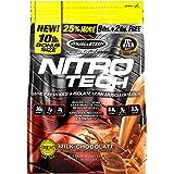 Whey Protein Powder   MuscleTech Nitro-Tech Whey Protein Isolate & Peptides   Lean Protein Powder for Muscle Gain   Muscle Bu