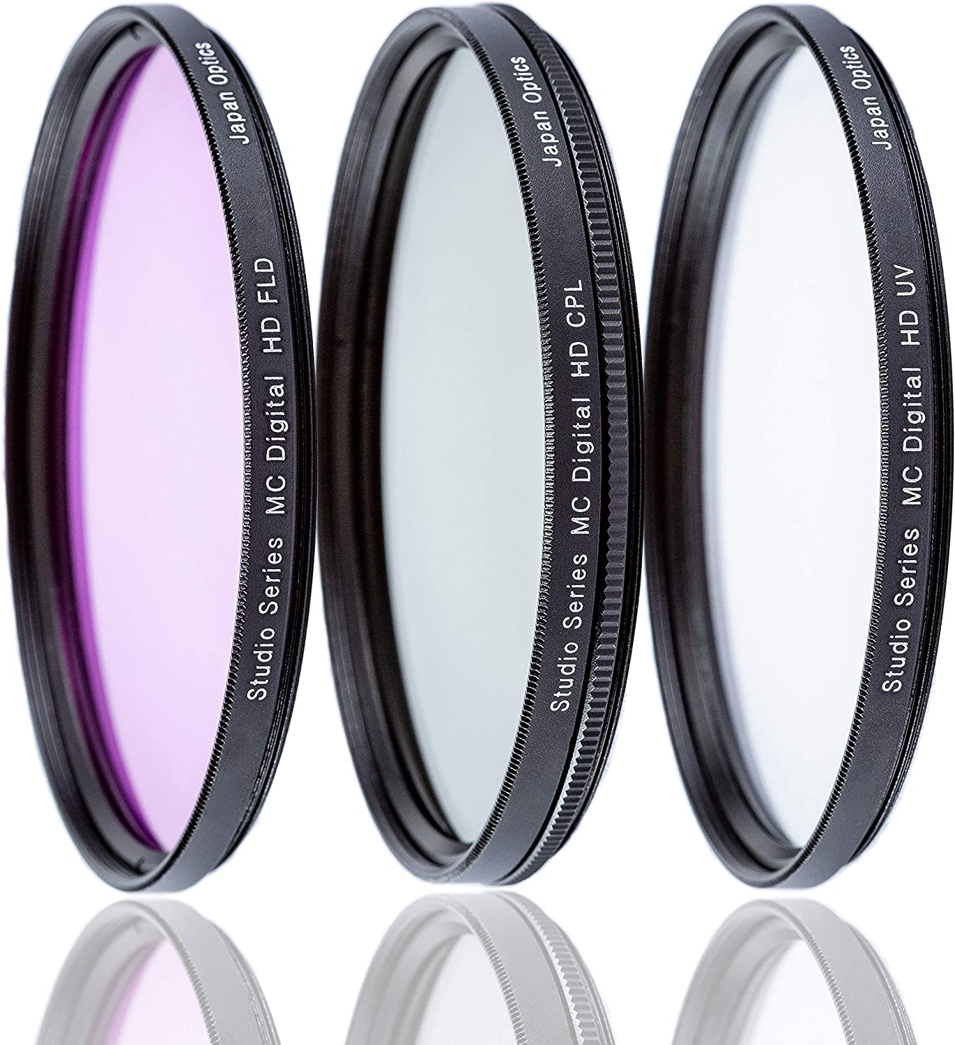 1A Multicoated Haze 82mm Multithreaded Glass Filter for Canon EOS 77D UV