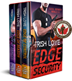 Edge Security Box Set: Books 1-3 (Edge Security Series)