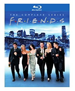 Friends: The Complete Series Collection (Blu-ray)