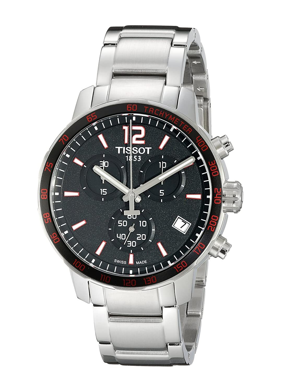 Buy Tissot PRC 200 Black Chronograph Quartz Sport Men s