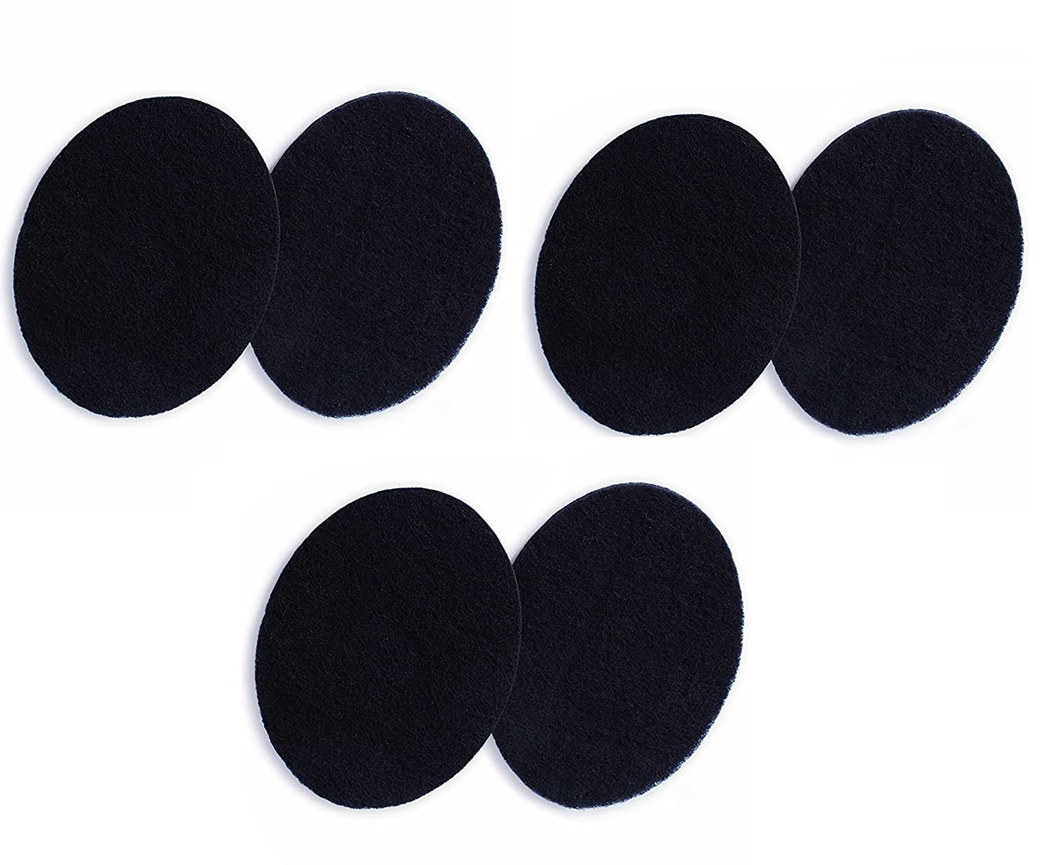 Chefn EcoCrock Natural Charcoal Filter Refill Pack (6-Pack)