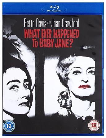 Whatever Happened To Baby Jane Blu Ray Import Amazonde Bette