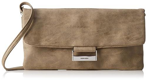 Be Different 4080003238 Damen Clutches 28x14x1 cm (B x H x T), Braun (Mauve 305) Gerry Weber