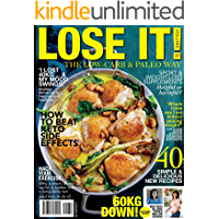 LOSE IT: THE LOW-CARB & PALEO WAY