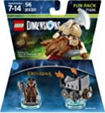 Lord Of The Rings Gimli Fun Pack - LEGO Dimensions by Warner Home Video - Games