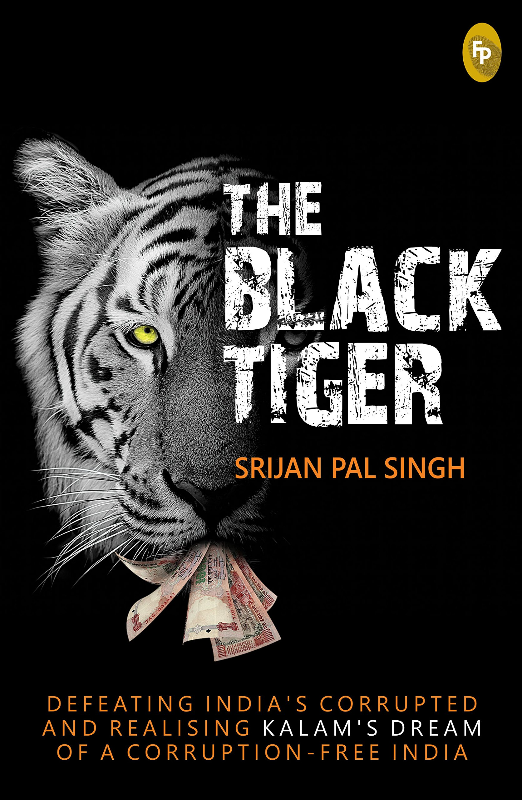 7c3b6adee6 Buy The Black Tiger Book Online at Low Prices in India | The Black ...