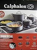 CALPHALON Commercial Nonstick 9 Piece Cookware Set