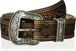 product image for Nocona Men's San Antonio USA Brown Belt