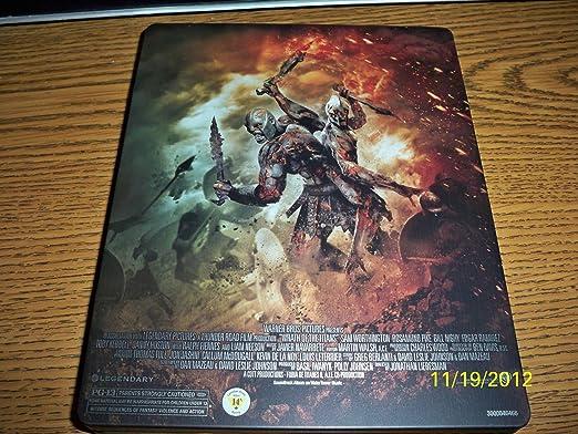 Wrath of the Titans [USA] [Blu-ray]: Amazon.es: Cine y Series TV
