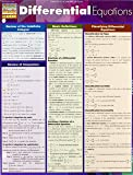 Differential Equations (Quick Study Academic)