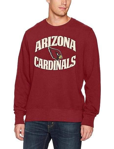 Amazon.com   OTS NFL Adult Men s NFL Men s Fleece Crew   Sports ... 0ecaf5b07