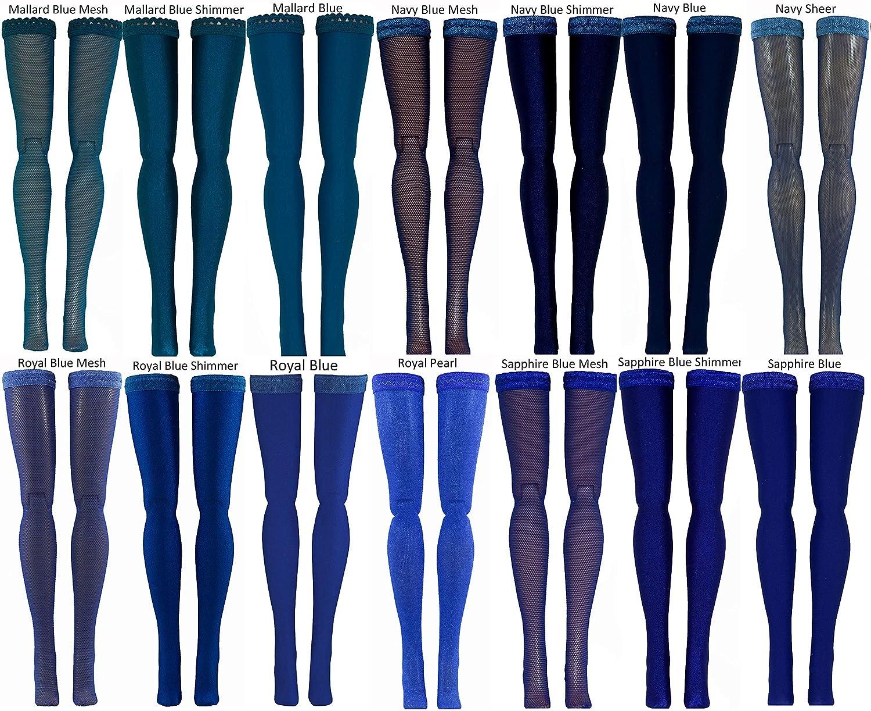 69296496561 Amazon.com  Dark Blue Doll Stockings for 1 4 Scale BJD dolls - Dollshe -  Fairyland - Volks - BJD - Luts - Minifee - Doll Chateau  Handmade