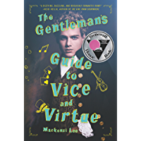 The Gentleman's Guide to Vice and Virtue (Montague Siblings Book 1) book cover