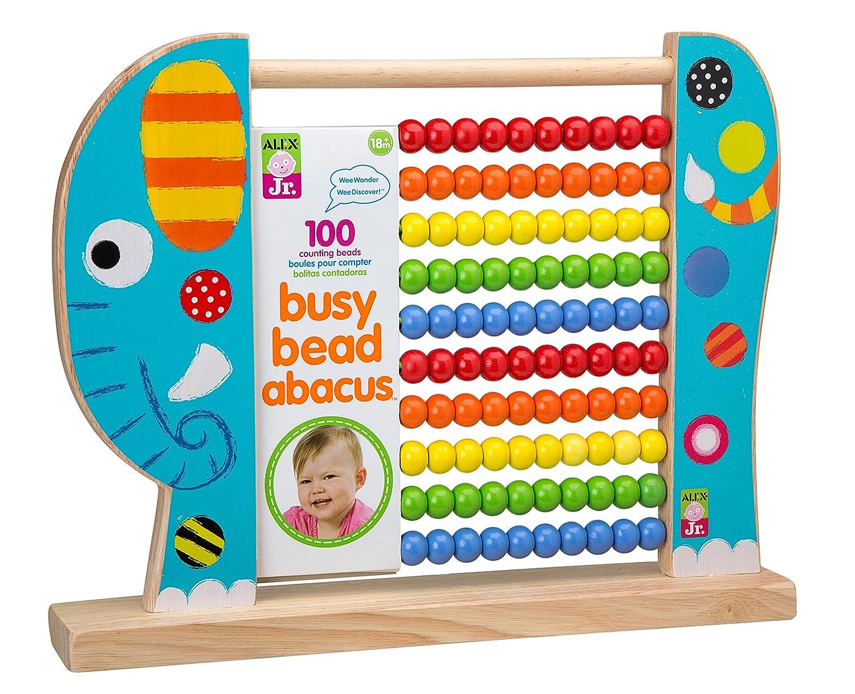 Alex Toys Junior Busy Bead Abacus Elephant 1999