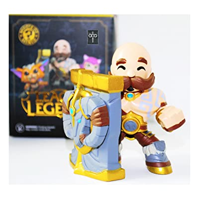 Funko Mystery Mini Figures League of Legends - 1 Random Figure: Toys & Games