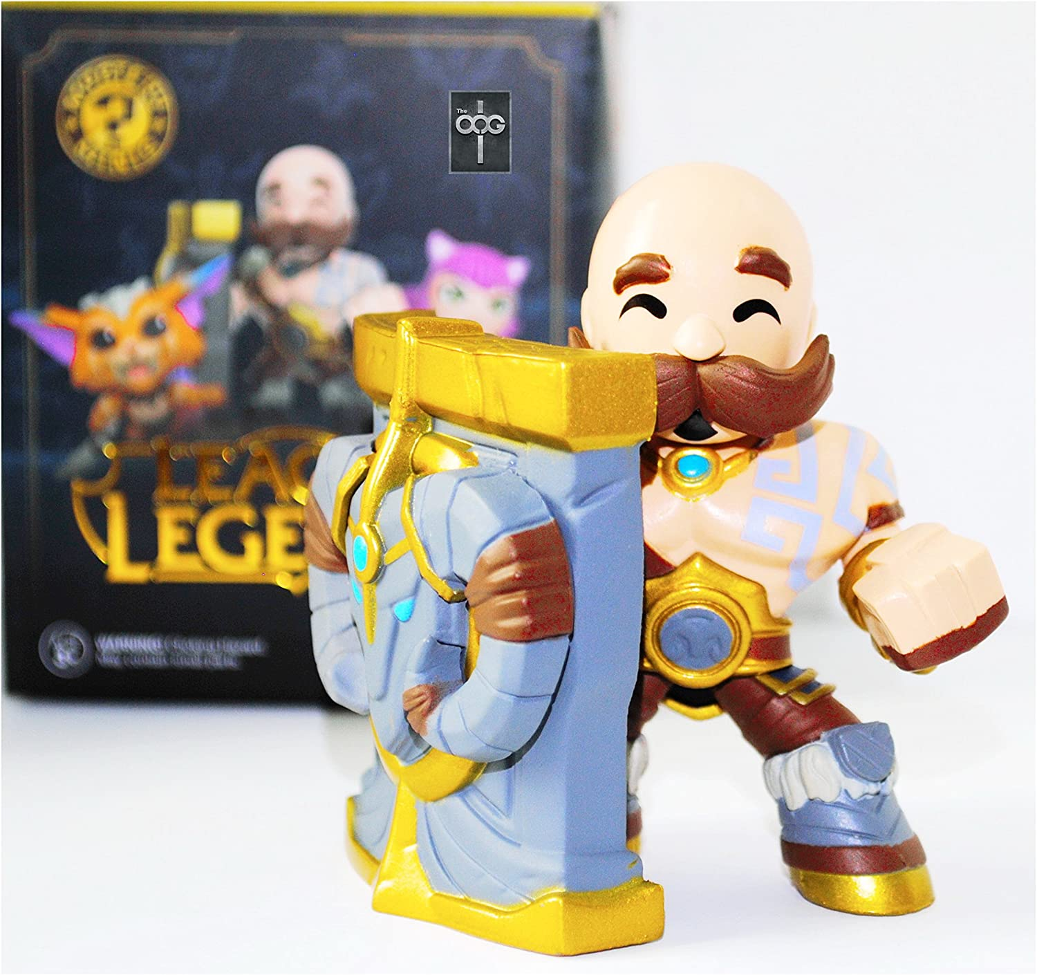Funko Mystery Minis League of Legends