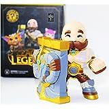 Amazon.com: Funko Legacy League of Legends Zed Action Figure ...