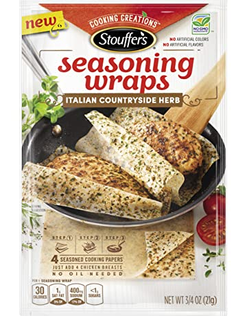 Stouffers Seasoning Wraps Italian Countryside Herb, 0.74 oz