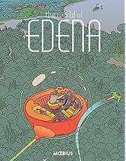 Moebius Library The World Of Edena